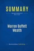 Summary: Warren Buffett Wealth - Robert Miles