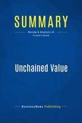 Summary: Unchained Value - Mary Cronin