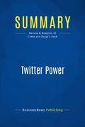 Summary: Twitter Power - Joel Comm and Ken Burge
