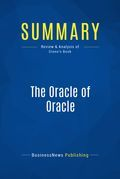 Summary: The Oracle Of Oracle - Florence Stone