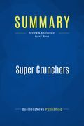 Summary: Super Crunchers - Ian Ayres
