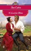 A Lord for Olivia: Signet Regency Romance (InterMix)