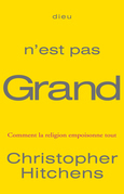 Dieu n'est pas grand