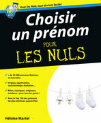 Choisir un prnom Pour les Nuls