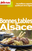 Bonnes tables d'Alsace 2011