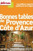 Bonnes tables de Provence Cte d'Azur 2011