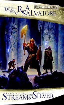 Streams of Silver: The Legend of Drizzt, Book V