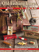 Old fishing Lures &amp; Tackle