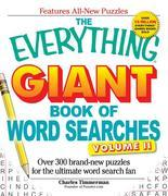 The Everything Giant Book of Word Searches Volume II