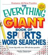 The Everything Giant Book of Sports Word Searches