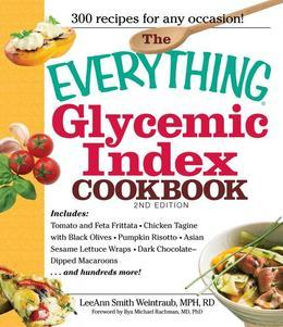 The Everything Glycemic Index Cookbook, 2nd Edition