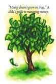 """Money Doesn't Grow On Trees."" a Child's Guide to Managing Money."