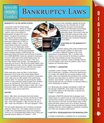 Bankruptcy Laws: Speedy Study Guides