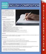 English Composition: Speedy Study Guides