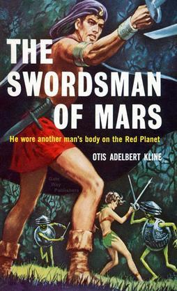 The Swordsman of Mars