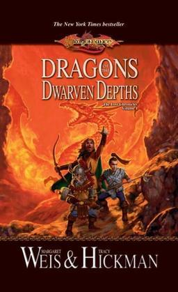 Dragons of the Dwarven Depths: Lost Chronicles, Volume One