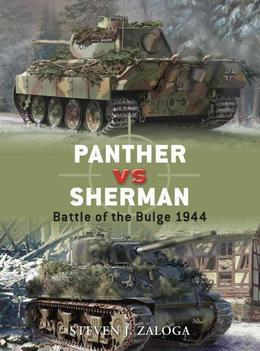 Panther vs Sherman: Battle of the Bulge 1944