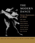 The Modern Dance: Seven Statements of Belief