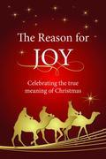 The Reason for Joy (eBook): Celebrating the true meaning of Christmas