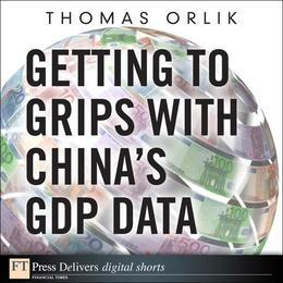 Getting to Grips with China's GDP Data