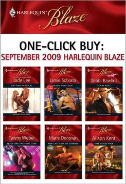 Jade Lee - One-Click Buy: September 2009 Harlequin Blaze