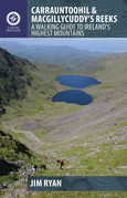 Carrauntoohil & Macgillycuddy's Reeks: A Walking Guide to Ireland's Highest Mountains