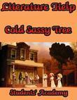 Literature Help: Cold Sassy Tree