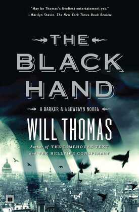 The Black Hand: A Barker & Llewelyn Novel