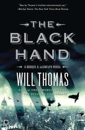 The Black Hand: A Barker & Llewelyn Novel