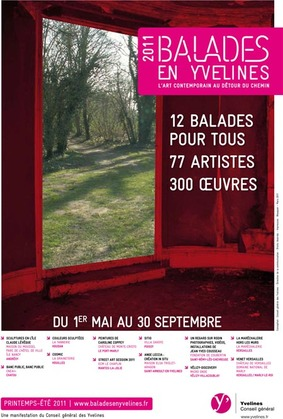 Les Balades en Yvelines 2011