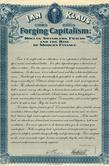 Forging Capitalism: Rogues, Swindlers, Frauds, and the Rise of Modern Finance
