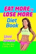 Eat More To Lose More Diet Book