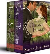 The Defiant Hearts Series Box Set