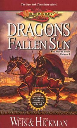 Dragons of a Fallen Sun: War of Souls Trilogy, Volume One