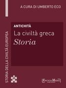 Antichità - La civiltà greca - Storia (5)