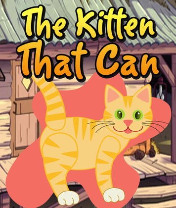 The Kitten That Can