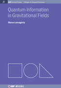 Quantum Information in Gravitational Fields