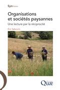 Organisation et sociétés paysannes