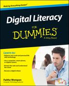 Digital Literacy For Dummies
