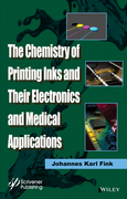 The Chemistry of Printing Inks and Their Electronics and Medical Applications