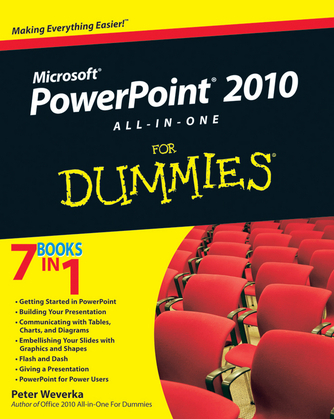 PowerPoint 2010 All-In-One for Dummies