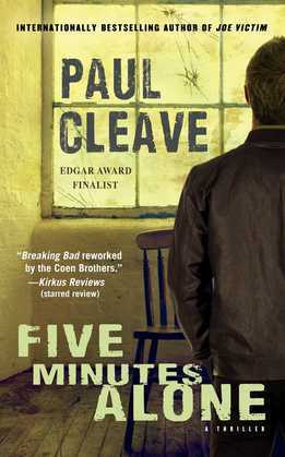 Five Minutes Alone: A Thriller