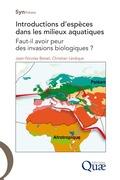 Introduction d'espèces dans les milieux aquatiques