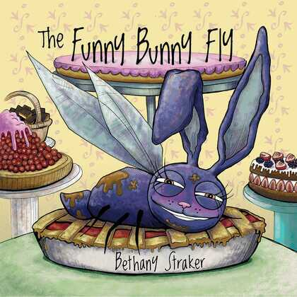 The Funny Bunny Fly