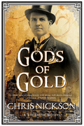 Gods of Gold: A new police procedural series set in late nineteenth century Leeds