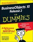 BusinessObjects XI Release 2 For Dummies