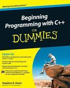 Beginning Programming with C++ for Dummies
