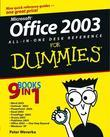 Office2003 All-In-One Desk Reference for Dummies