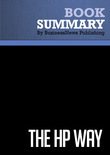 Summary : The HP Way - David Packard