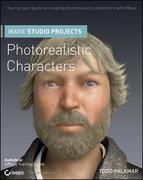 Maya Studio Projects Photorealistic Characters: Photorealistic Characters